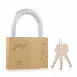 Godrej Sherlock 70 mm Pin Cylinder Lock