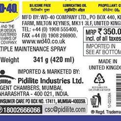 Pidilite WD-40 multi-use product spray (420 ml)