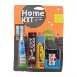 Pidilite Home Kit: Shoefix, Brite-O, Fevikwik, M-Seal (4 pieces)